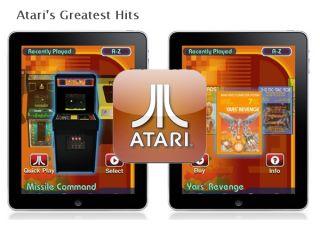 Los juegos de Atari est�n disponibles para iPad