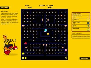 El Pac-Man regresa a internet