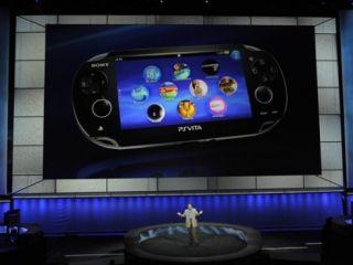 Sony present� la consola PlayStation Vita