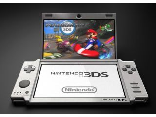 La Nintendo 3DS tendr� c�mara 3D y segunda palanca