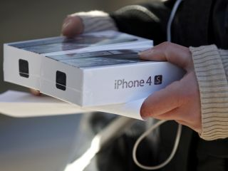 China vende el iPhone 4S sin autorizaci�n