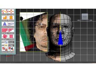 La muerte de Khadafi inspira un video juego