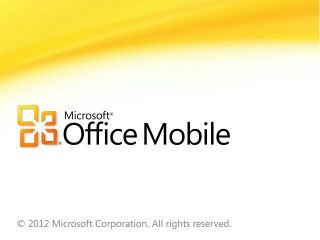 Office Mobile de Microsoft lleg� al iPhone para suscriptores de Office 365