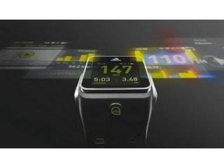 El nuevo reloj inteligente de Adidas