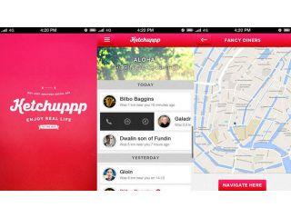 Una aplicaci�n que alerta cuando un contacto est� cerca y as� poder verse.