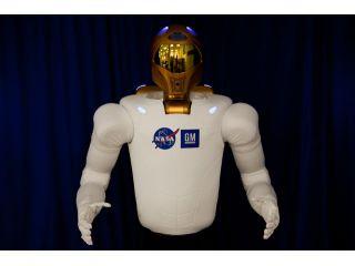 Robonaut, el robot de NASA tendr� piernas