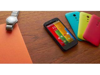Moto G, un smartphone barato muy competente