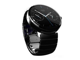 Moto 360, el reloj inteligente de Motorola