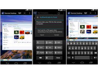 Google lanza nueva aplicaci�n para controlar la PC con un m�vil