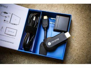 Para mostrar presentaciones de Google Drive, Chromecast a�ade soporte