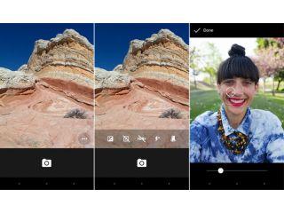 Nuevas funciones para Google Camera