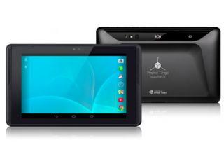 Project Tango la tablet  para desarrolladores de Google