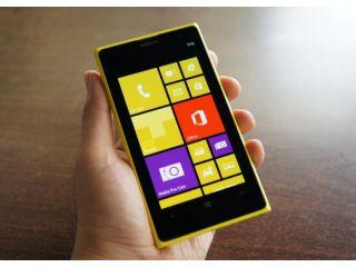 Un nuevo smartphone de Microsoft se suma a la moda selfie