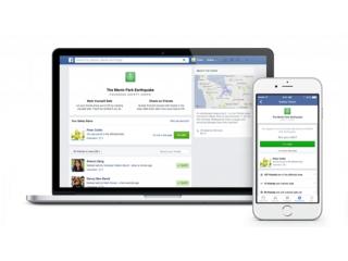 Facebook permite a los usuarios avisar si est�n a salvo en caso de cat�strofe
