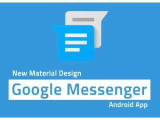 La primera actualizaci�n de Google Messenger