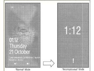 Modo discreto inteligente para Windows Phone