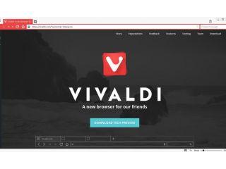 Un nuevo navegador llamado Vivaldi