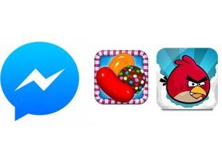 Facebook integrar�a juegos en Messenger