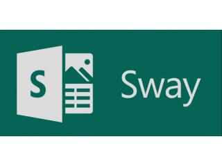 Sway prepara su versi�n para tablets con Windows 10
