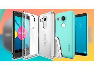 Nexus 5X y Nexus 6P ser�an los nombres de los nuevos smartphones de Google
