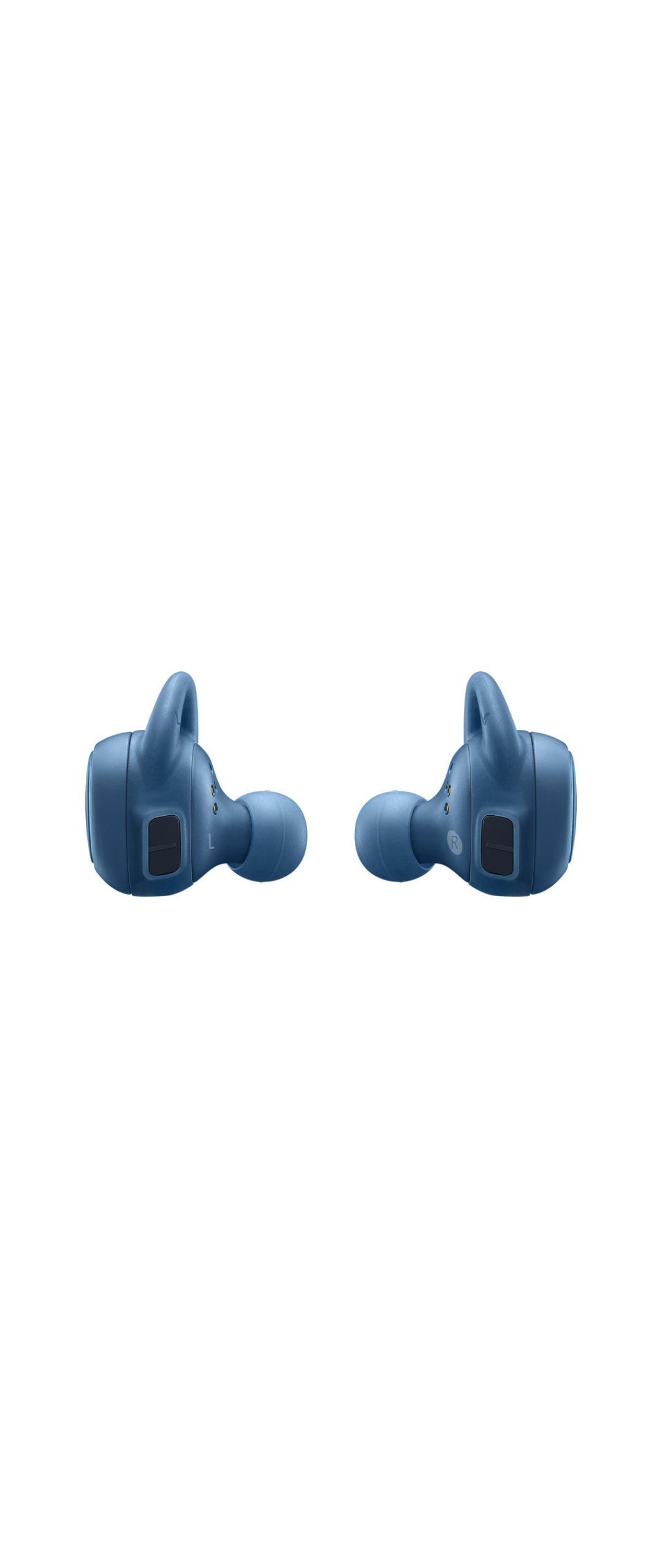Los Gear IconX son los audífonos de Samsung que no necesitan un smartphone para reproducir música