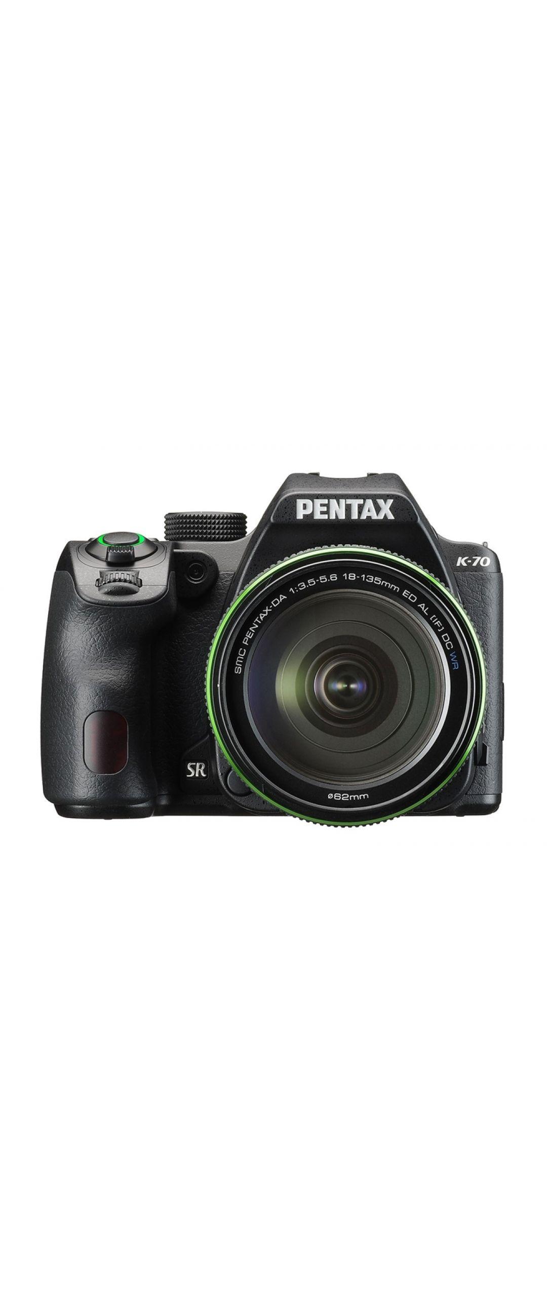 La Pentax K-70 es una DSLR todo terreno y con Wi-Fi integrado