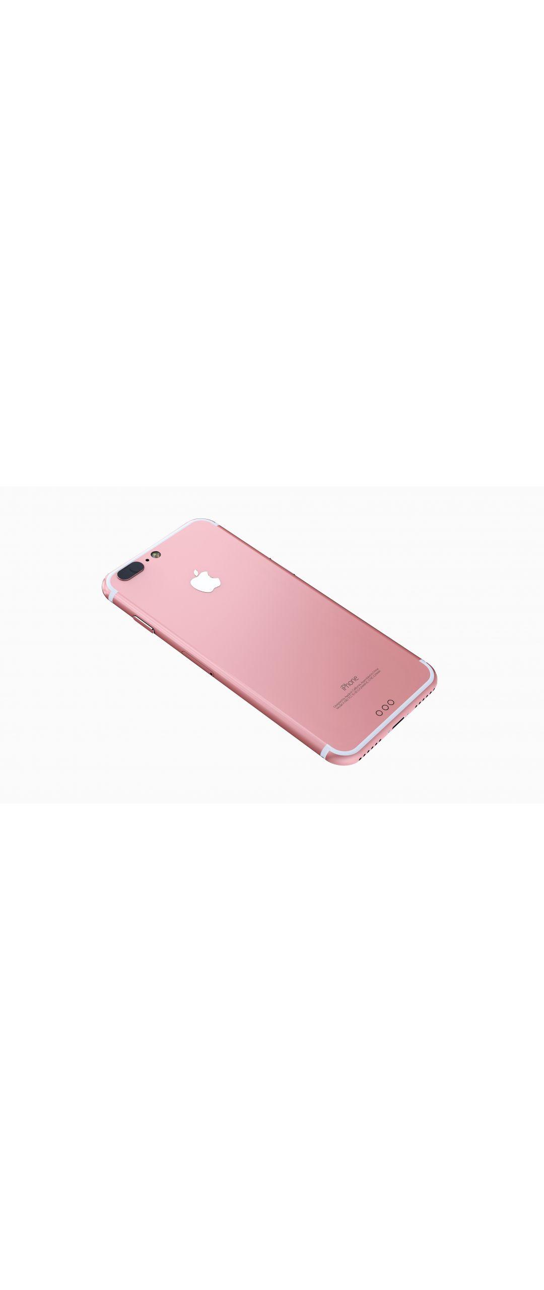 iPhone 7 eliminar�a el bot�n de inicio por un sensor h�ptico