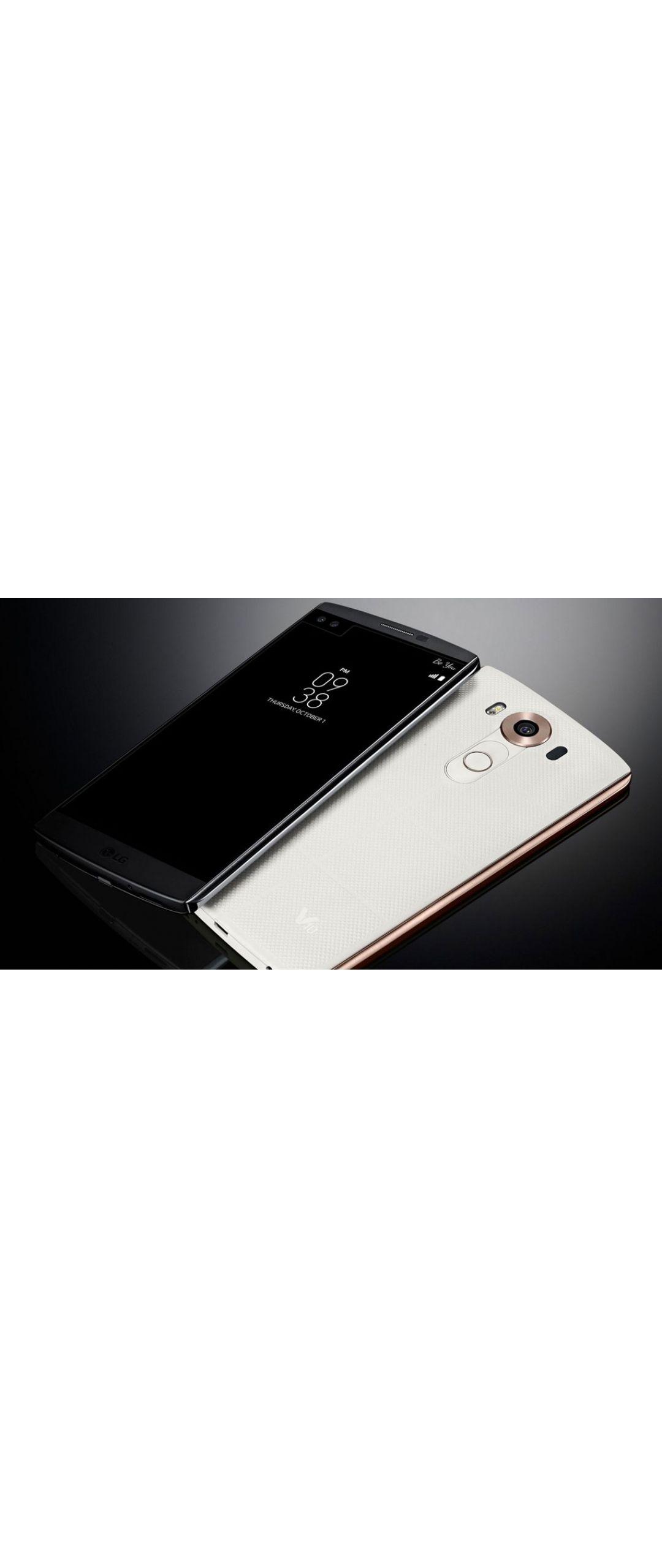 LG V20 ser� el primer smartphone del mundo con audio Quad DAC