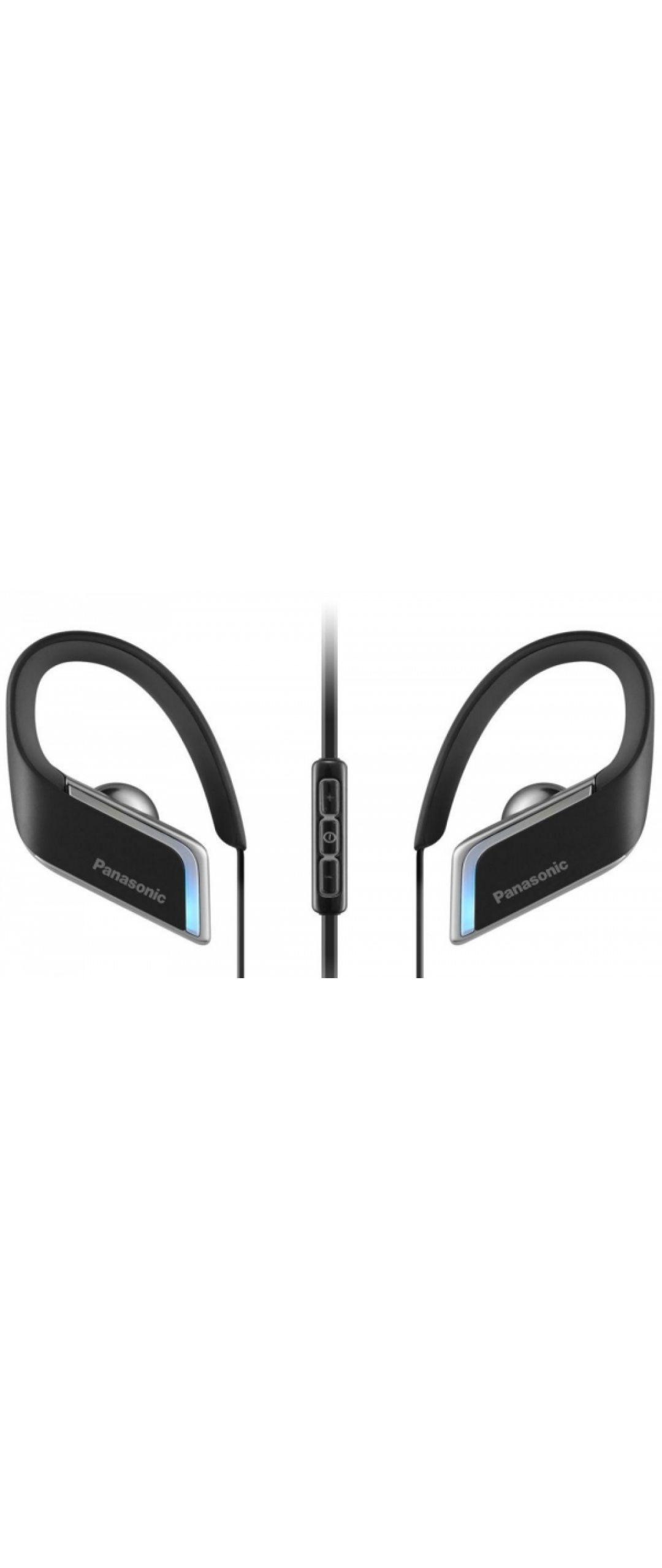 Panasonic presenta audífonos deportivos en forma de alas