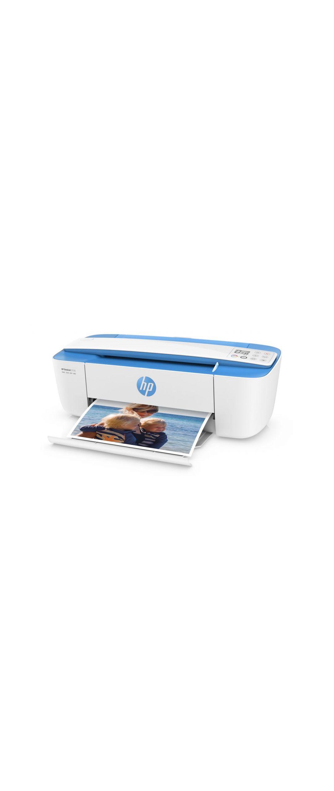 HP presentó la impresora multifuncional más pequeña del mundo