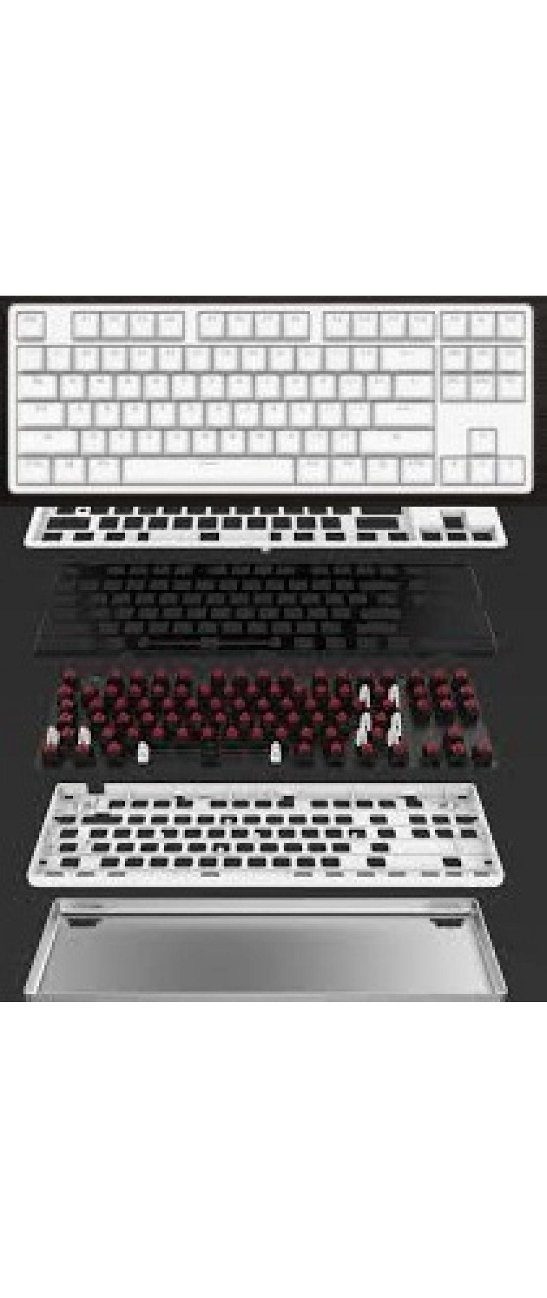 Xiaomi anuncia su primer teclado mecánico
