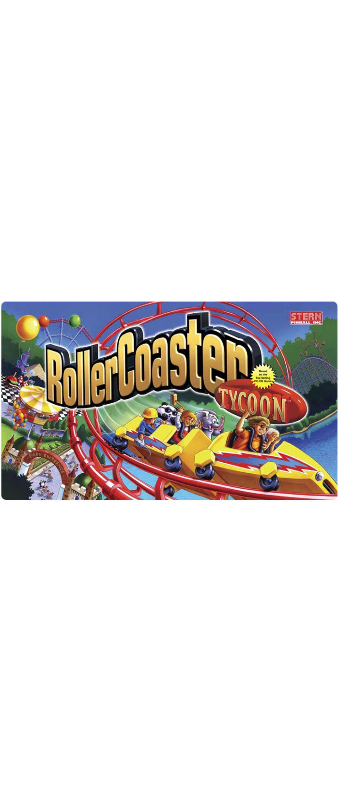 Atari lanza Rollercoaster Tycoon classic en iOS y Android