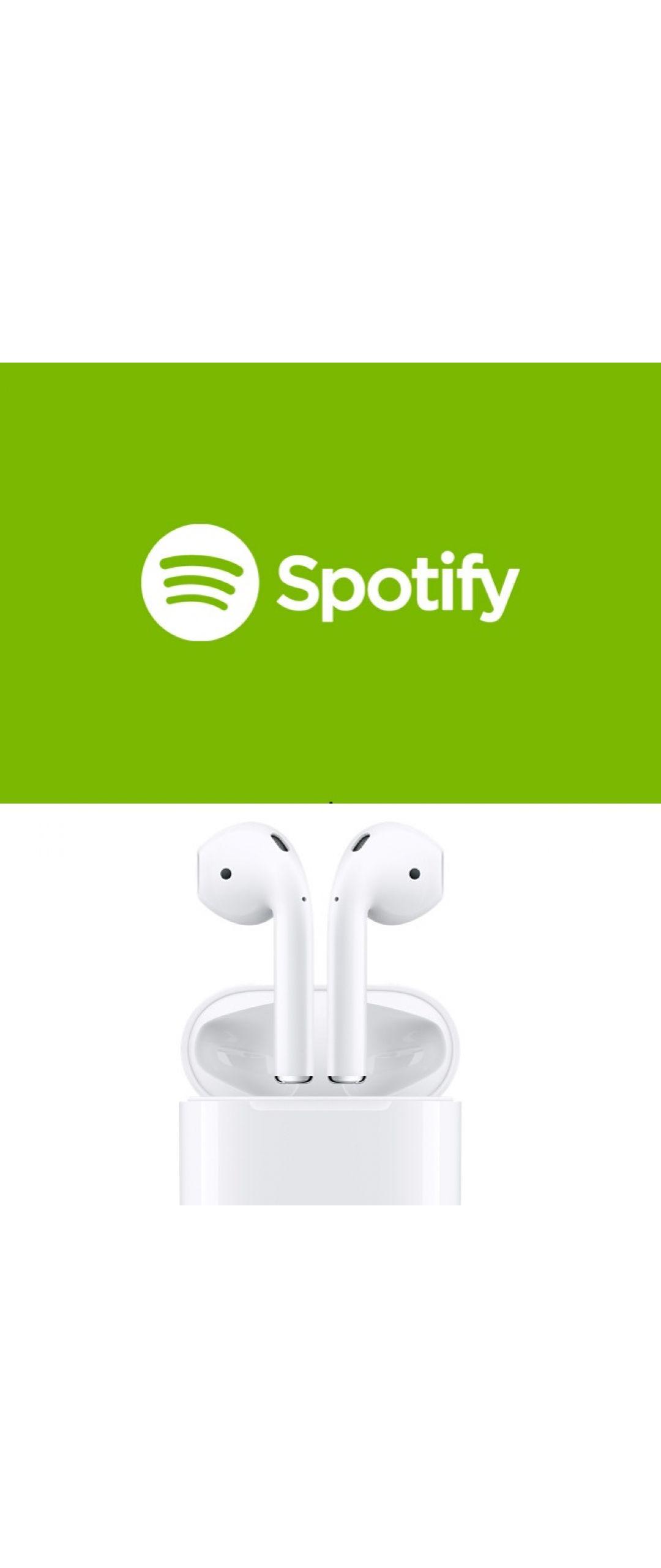 Ahora puedes pausar o adelantar canciones en Spotify con tus AirPods