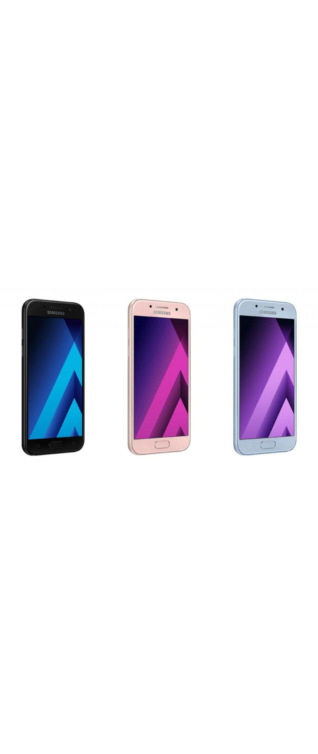 Samsung anuncia los Galaxy A3, A5 y A7 2017