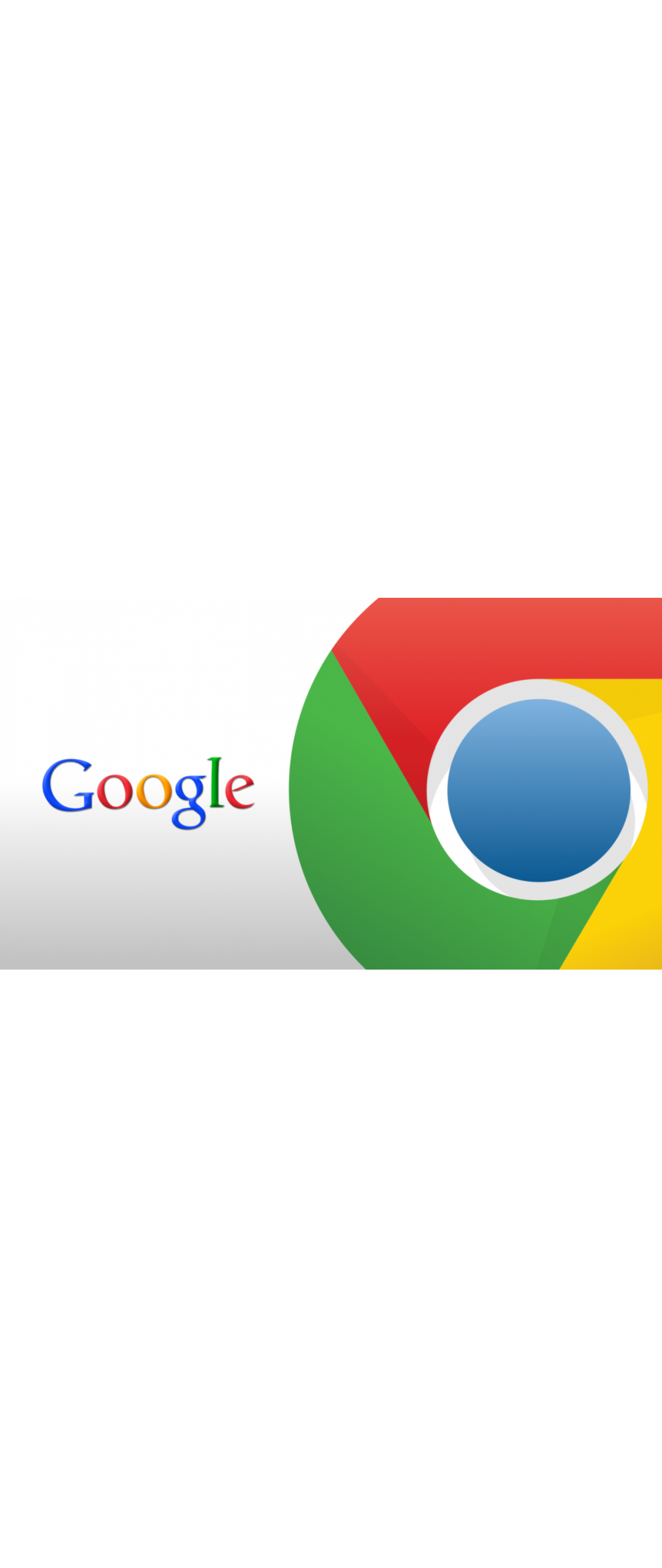 Chrome se pasa automáticamente de 32 bits a 64 bits