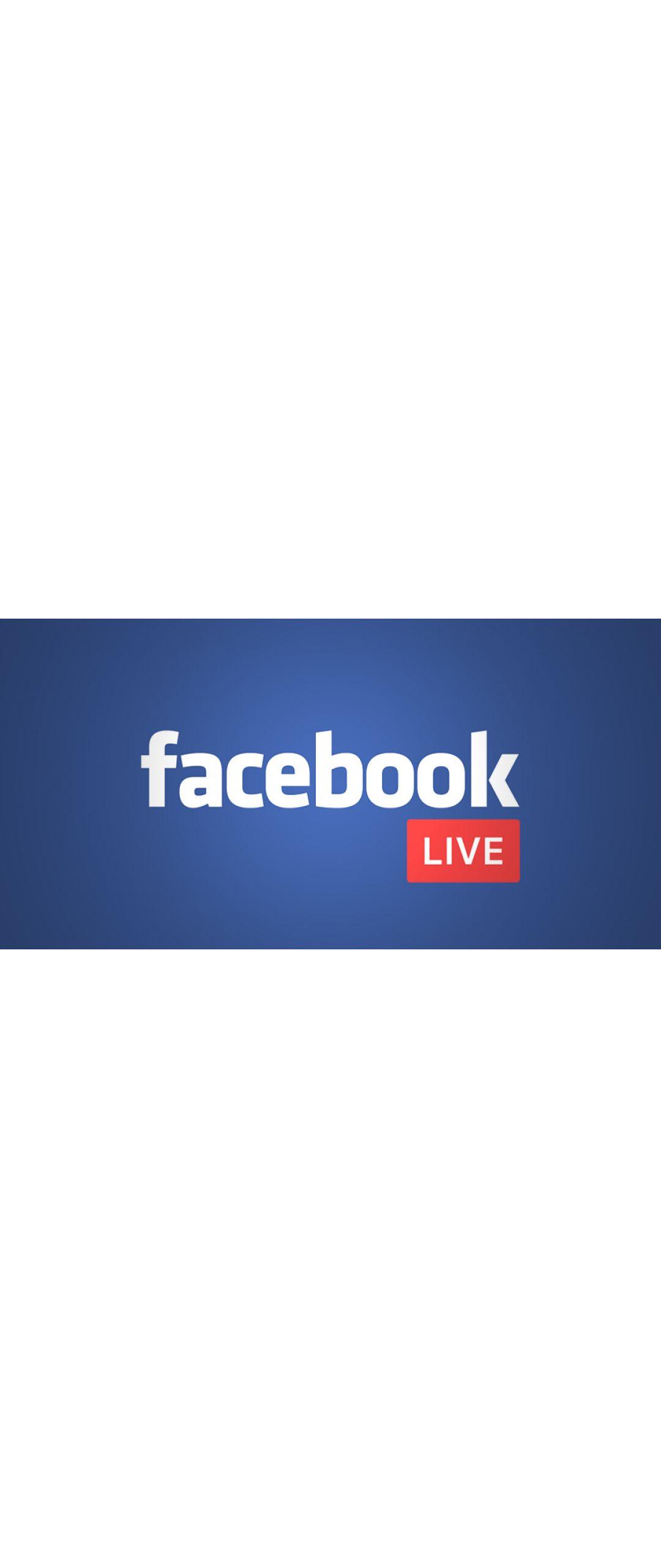 Facebook Live ya permite compartir la pantalla de tu computador
