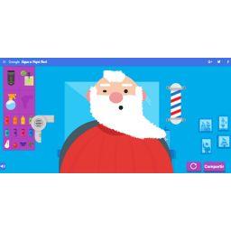Ya está disponible el rastreador de Santa Claus de Google