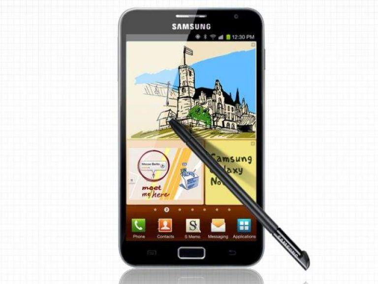 Samsung lanza su nuevo Galaxy Note con 4G