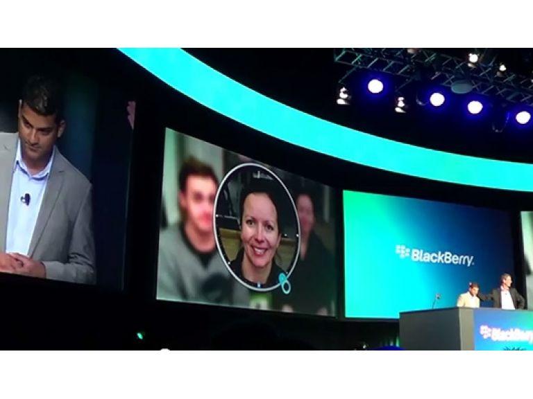 A pesar de los anuncios, las acciones de BlackBerry se desplomaron.