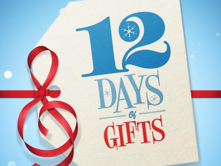 Apple ofrece 12 regalos desde iTunes
