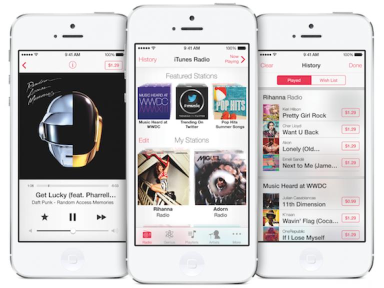 Próximamente iTunes Radio estará disponible