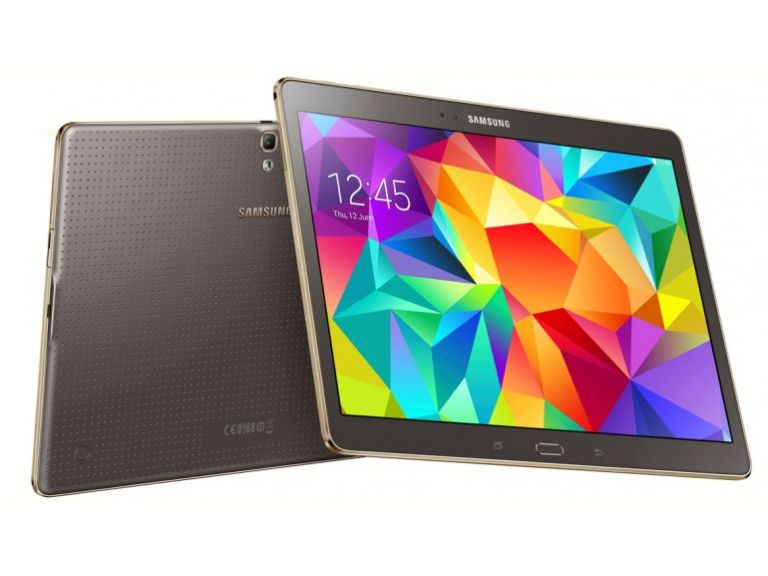 Las nuevas tabletas ultrafinas Galaxy Tab S de Samsung