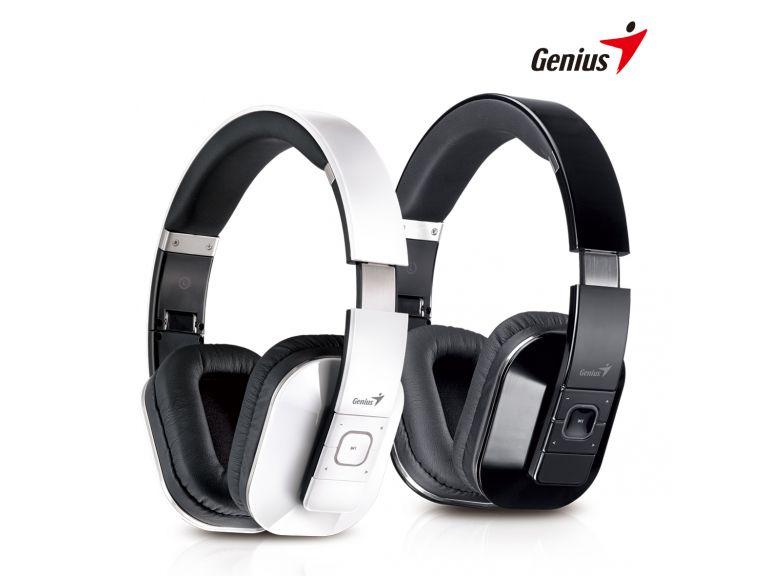 Con los nuevos auriculares Genius, se podrán conectar dos dispositivos al mismo tiempo