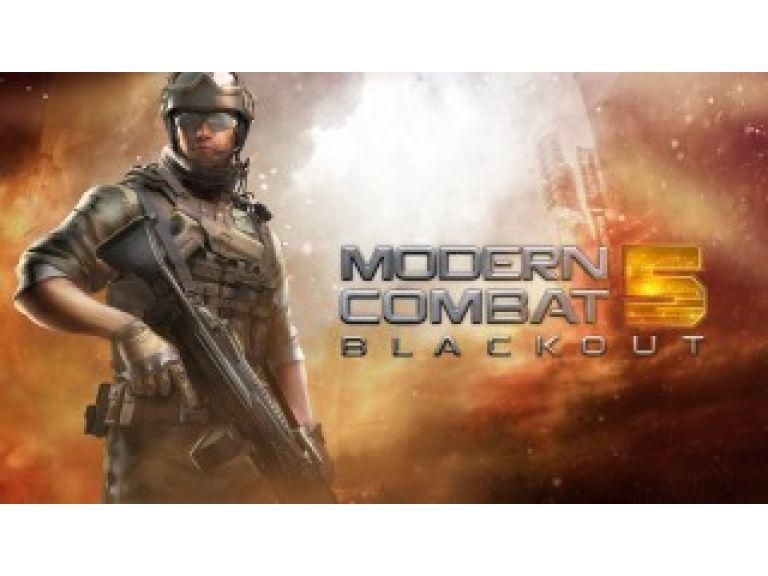 Modern Combat 5 ahora es free to play