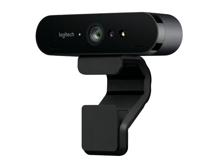 Logitech presenta BRIO, su webcam a 4K