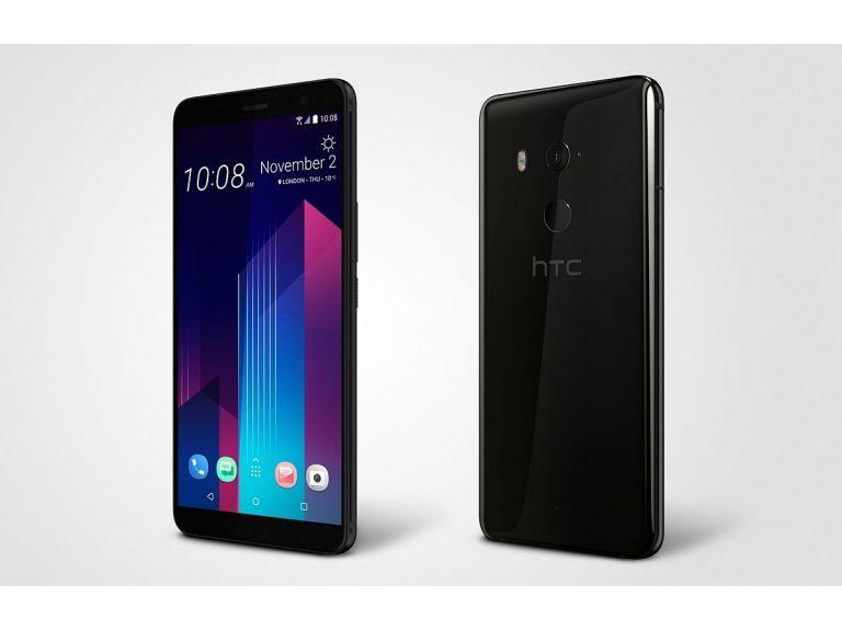 HTC presenta dos nuevos teléfonos: U11+ y U11 Life