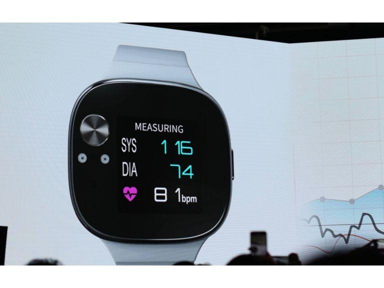 Asus VivoWatch BP puede medir tu presión sanguínea con hasta un mes de autonomía