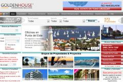 Golden House Group, International Real Estate