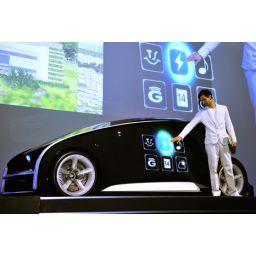 Toyota presententará el automóvil del futuro