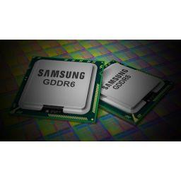 Samsung revela detalles de su memoria GDDR6